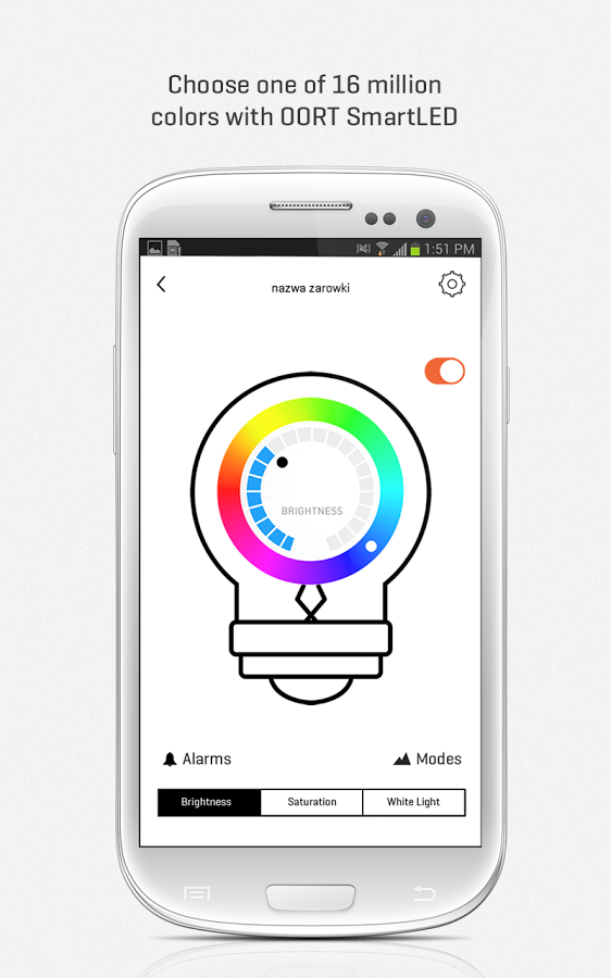 OORT - SmartLED Review, App Light Controls